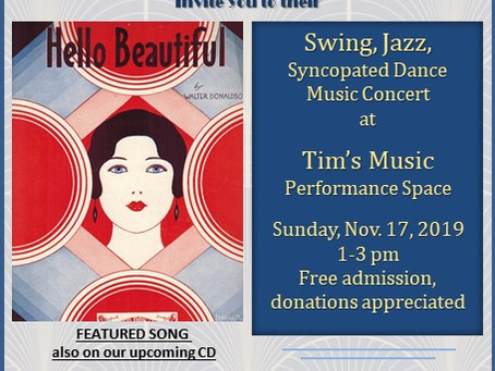 Kick off the holiday season with A Free concert on November 17