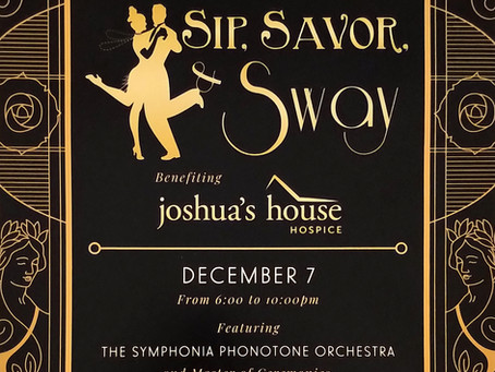 THe Highlight of the Season - Hear and see us at the Masonic TEmple Ballroom on December 7
