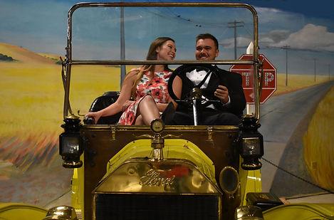 Liz and Max in Model T.jpg