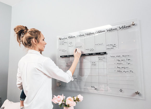 """CLEAR VISION"" WALL PLANNER"