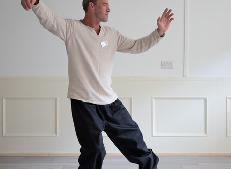 Tai Chi at Wellness Centre Dumfries