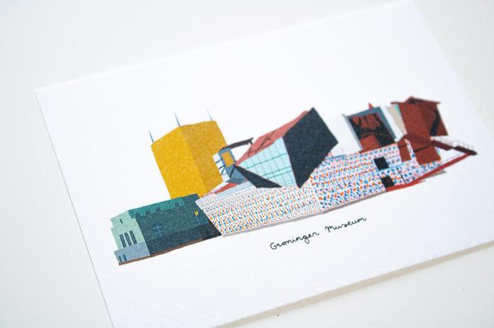 Postcards Groningen