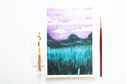 A5 Print 'Hidden path'