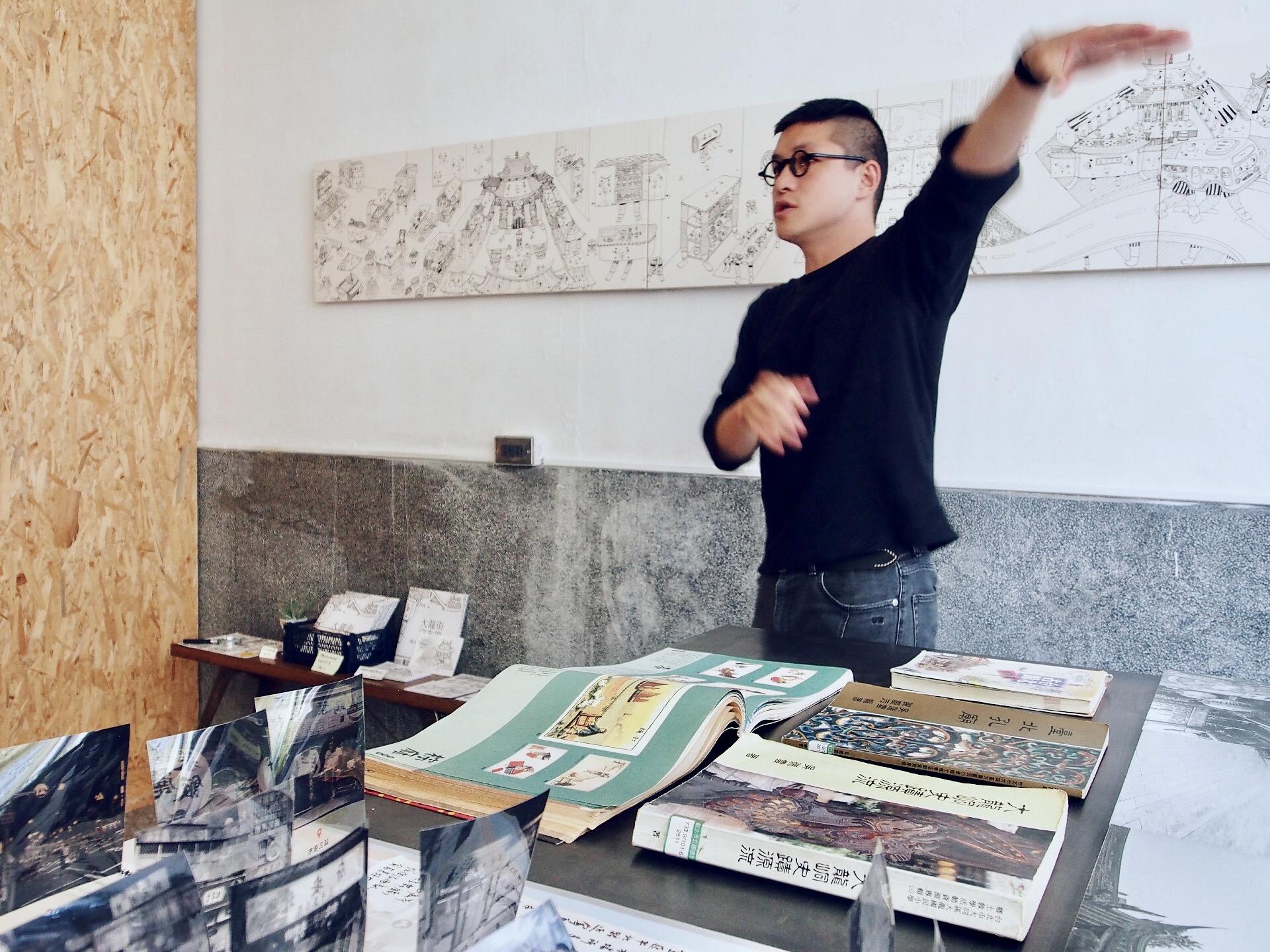 展覽|大龍街沒有龍_場域存在的真實性20170923-1106