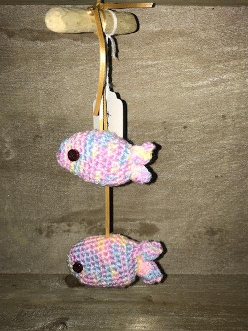 Fish Hanging Decoration