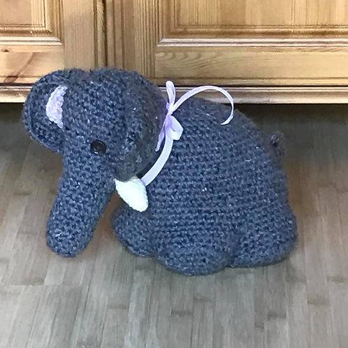 Ellie Elephant Door Stop