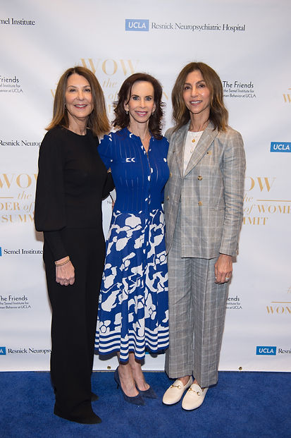 Geri Lieberman, Vicky Goodman, Judy Wolf