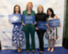 Vicky Goodman, Dr. Kelsey Martin, Laurie