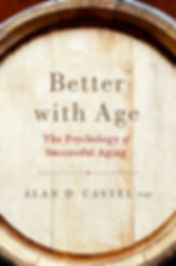 Better with Age Book Cover Art Alan Cast