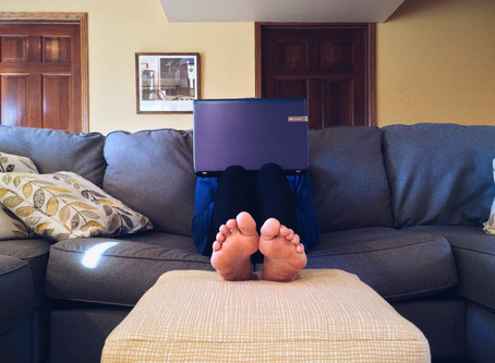 How to survive working from home ... and thrive!