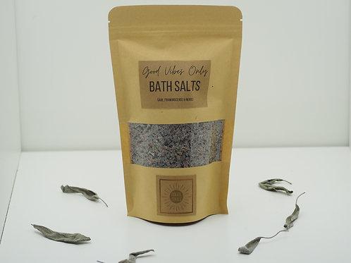 Good Vibes Only Bath Salt