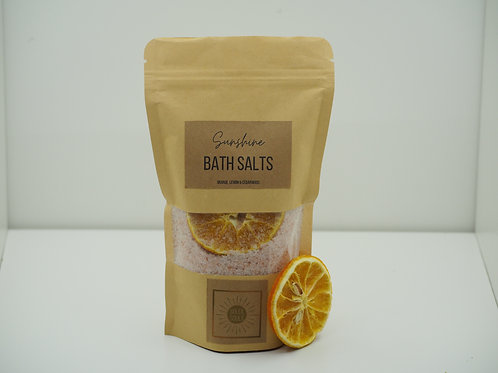 Sunshine Bath Salt