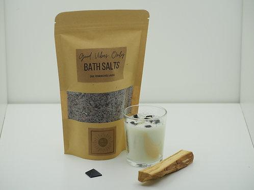 Good Vibes Only Bath Set