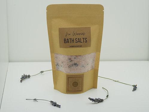 No Worries Bath Salt