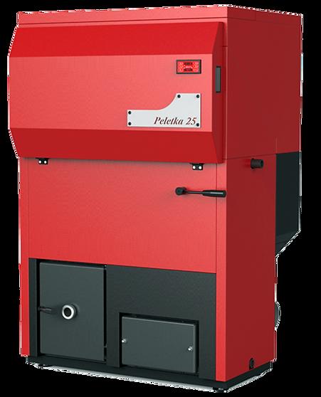 Pellet boiler manufacturer
