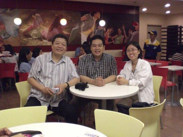 Dr. Andrew Wu, L.Ac., PhD., Dr. Philip Tan-Gatue, MD, C.Ac. and Dr. Regina Liu, L.Ac.