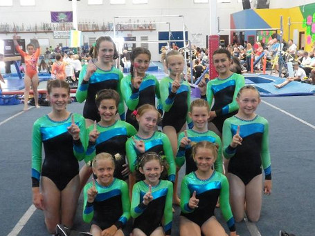 SCGC Captures 22 First Place Medals in San Diego