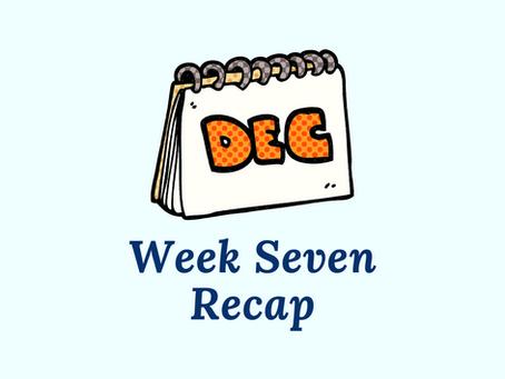 Using All Your Writing Brains - Week 7 Recap
