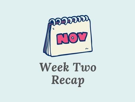 Focused Writing Time vs Floating Writing Time - Week 2 Recap