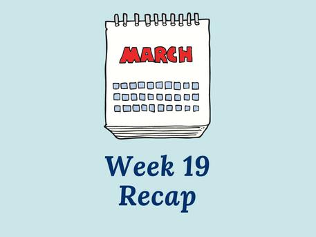 My Revision Tip: You Do You - Week 19 Recap