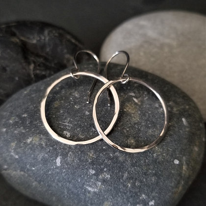Hoop Earrings ~ small(WS)