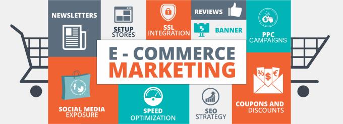 E-Commerce marketing agency in delhi web design development agency new delhi