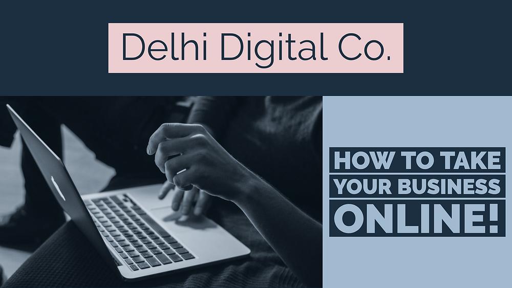 Best website development agency in delhi. Get a beautiful website for your business.