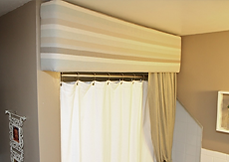 Custome window covering cleaning : cornice board cleaners