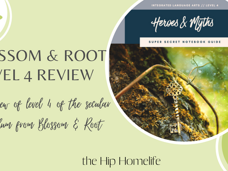 Blossom & Root Level 4 Review