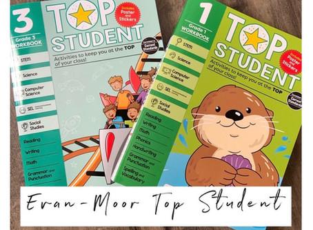 New Evan-Moor Top Student Workbook Review!