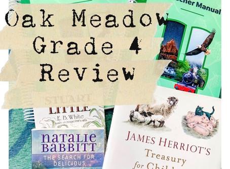 Oak Meadow 4th Grade Review