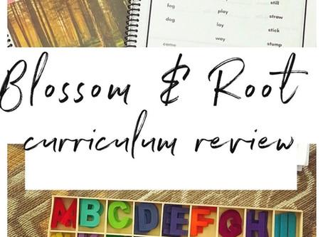 Blossom & Root curriculum