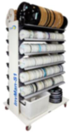 SMT storage solution | smt reel holder | smt reel storage
