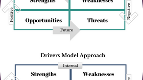 Traditional SWOT vs. Drivers Model Approach