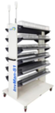 smt smart shelf, smt storage solution