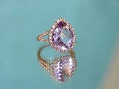 Rose Gold Rings Chesapeake VA, Rose gold Jewelry Chesapeake VA, Cheap Rings Chesapeake VA, Amethyst Jewelry Chesapeake VA