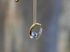 Tanzanite Jewelry Chesapeake VA, Tanzanite Necklace Chesapeake VA, Cheap Jewelry Chesapeake Virginia