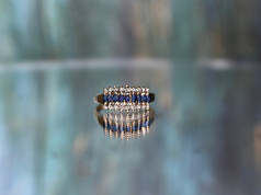 sapphire ring, fashion ring, gemstone, virginia beach jewelry store, hilltop pawn