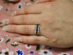 Sapphire rings Chesapeake VA, Sapphire Jewelry Chesapeake VA, Gemstone Rings Chesapeake VA, Jewelry Store in Chesapeake VA