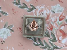 morganite, fashion jewelry, virginia beach jewelry store, hilltop pawn