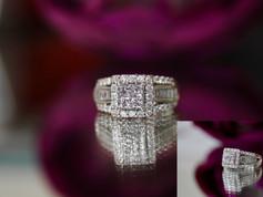 Halo Engagement Rings Chesapeake VA, Cheap Engagement Rings Chesapeake VA, Princess Cut Diamond Engagement Rings Chesapeake VA, Jewelry Store in Chesapeake VA