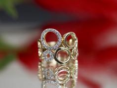 Fashion Rings Chesapeake VA, Yellow gold jewelry Chesapeake VA,  Unique Jewelry Chesapeake VA, Jewelry Store in Chesapeake VA