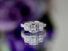 Three stone diamond rings Chesapeake VA, Halo Style Engagement Rings Chesapeake VA, Cheap Engagement Rings Chesapeake VA, Jewlery Store in Chesapeake Virginia