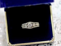 Three Stone Diamond Rings Chesapeake VA, Cheap Engagement Rings Chesapeake VA, Past Present and Future Rings Chesapeake VA, Jewelry Store in Chesapeake Virginia, Glenda Craddock Pawn Shops