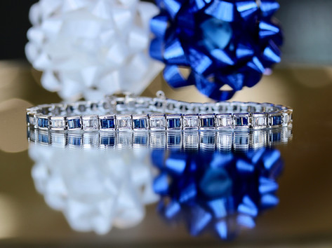 diamond bracelet, sapphire jewelry, tennis bracelet, virginia beach jewlery store, hilltop pawn