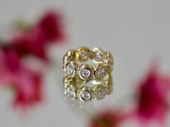 Unique Jewelry Chesapeake VA, Eternity Bands Chesapeake VA, Bezel Set Diamond Rings Chesapeake Virginia, Unique Rings Chesapeake Virginia
