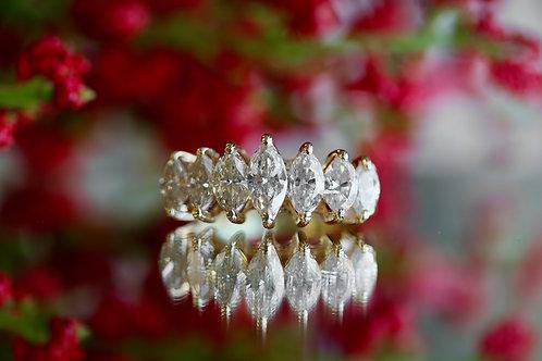 MARQUISE DIAMOND ANNIVERSARY RING