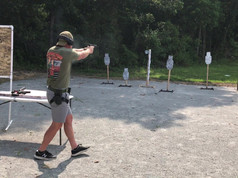 Chesapeake Pawn and Gun, Chesapeake shooting range
