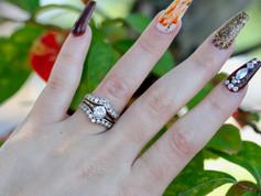 Round diamond Wedding Sets Chesapeake VA, Cheap Wedding Sets Chesapeake VA, Jewelry Store in Chesapeake Virginia, VA Beach Jewelry Store