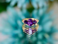 Amethyst Rings Chesapeake VA, Cheap Rings Chesapeake VA, Amethyst Jewelry Chesapeake Virginia, Birthstone Rings Chesapeake VA
